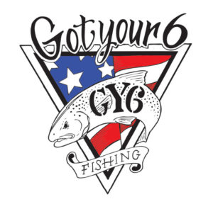 Got Your 6 Fishing Logo