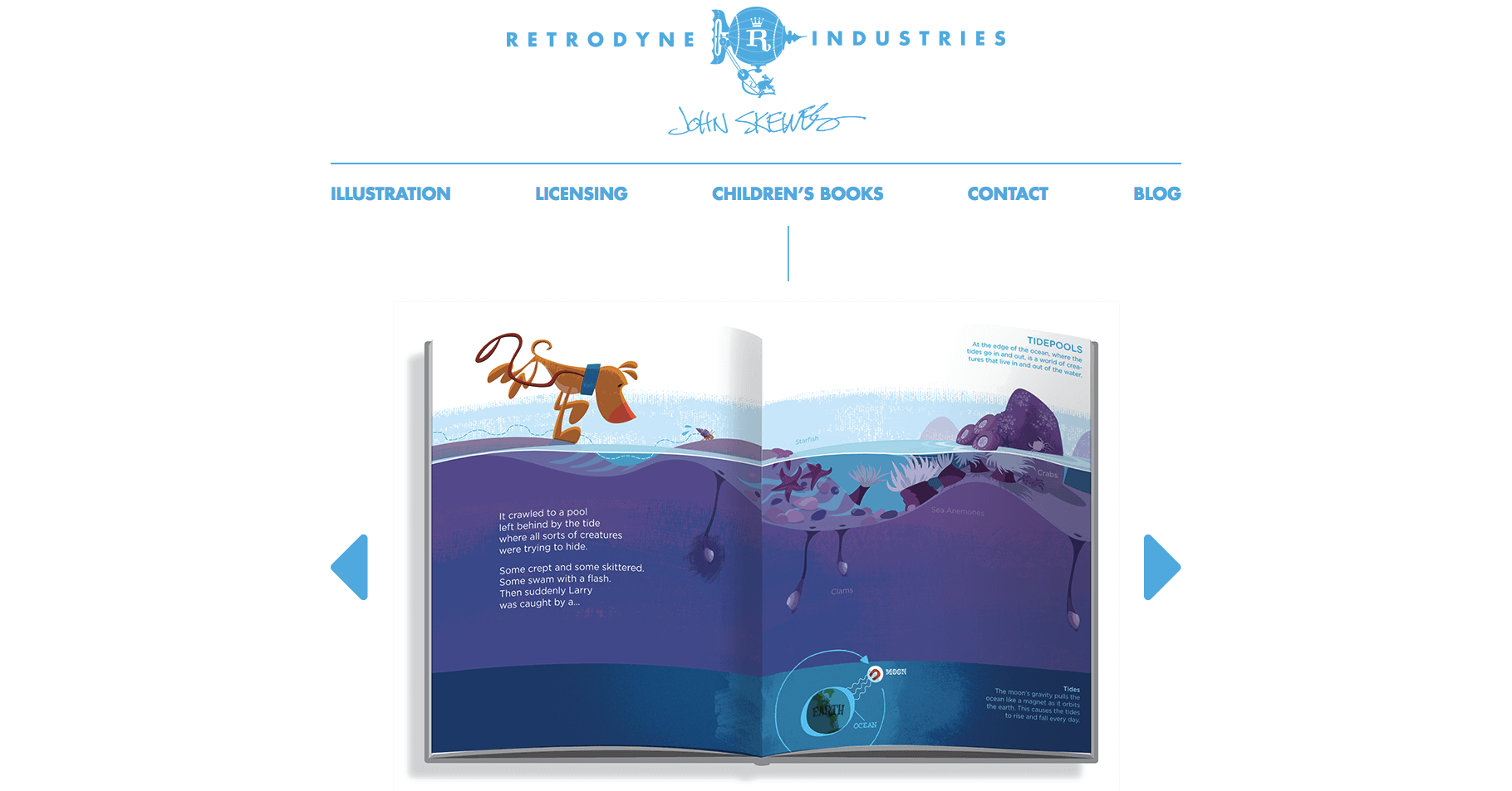 Retrodyne Industries Book Sample